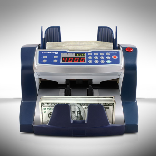 2-AccuBANKER AB 4000 UV/MG maşină de numărat bani